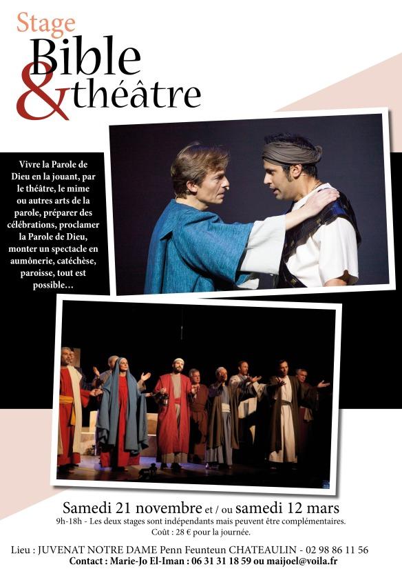 bible et theatre 2015