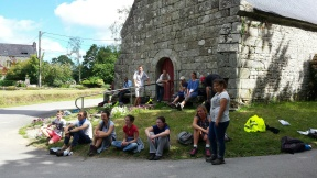 Lundi midi à la chapelle saint André