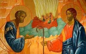 Disciples missionnaires, à la suite de Simon-Pierre